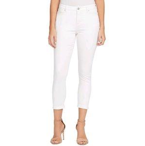 Bandolino white jeans